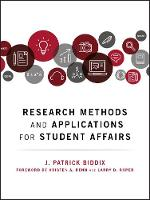 Research Methods and Applications for...