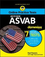 2017/2018 ASVAB For Dummies with...