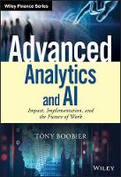 Advanced Analytics and AI: Impact,...