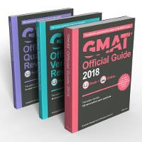 GMAT Official Guide 2018 Bundle: ...