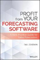 Profit From Your Forecasting ...