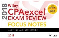 Wiley CPAexcel Exam Review 2018 Focus...