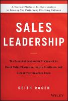 Sales Leadership: The Essential...