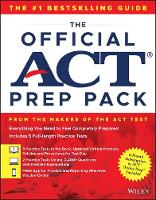 The Official ACT Prep Pack with 5 ...