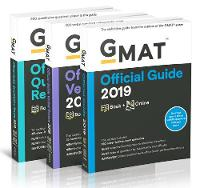 GMAT Official Guide 2019 Bundle: ...