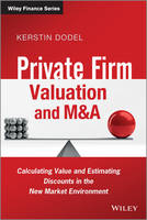 Private Firm Valuation and M&A:...