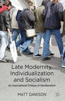 Late Modernity, Individualization and...
