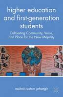 Higher Education and First-Generation...