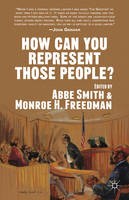 How Can You Represent Those People?:...