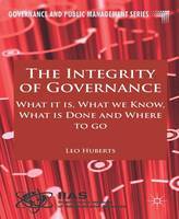 The Integrity of Governance: What it...