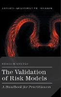 The Validation of Risk Models: A...
