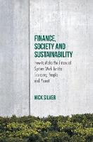 Finance, Society and Sustainability:...