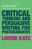 Critical Thinking and Persuasive...