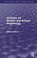 Lectures on Human and Animal...