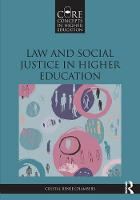 Law and Social Justice in Higher...