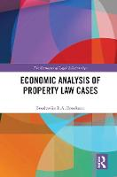 Property Law and Economics: A Casebook