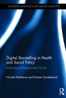 Digital Storytelling in Health and...