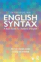 Introducing English Syntax: A Basic...