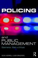 Policing and Public Management:...