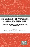 The Sociology of Knowledge Approach ...