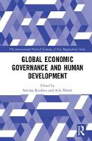 Global Economic Governance and Human...