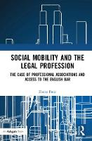 Social Mobility and the Legal...