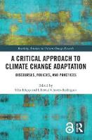 A Critical Approach to Climate Change...