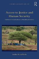 Access to Justice and Human Security:...