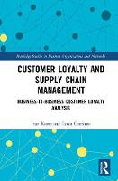 Customer Loyalty and Supply Chain...
