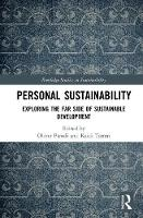 Personal Sustainability: Exploring ...