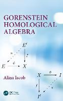 Gorenstein Homological Algebra