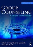 Group Counseling: Concepts and...