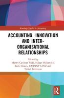 Accounting, Innovation and...