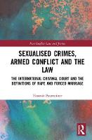 Sexualised Crimes, Armed Conflict and...