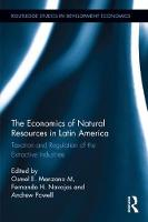 The Economics of Natural Resources in...