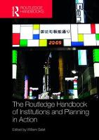 The Routledge Handbook of ...