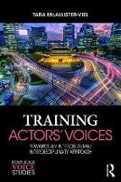 Training Actors' Voices: Towards an...