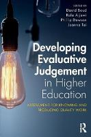 Developing Evaluative Judgement in...