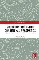 Quotation and Truth-Conditional...