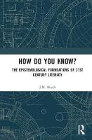 How Do You Know?: The Epistemological...
