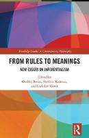 From Rules to Meanings: New Essays on...