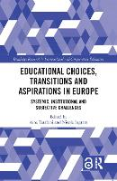 Educational Choices, Aspirations and...