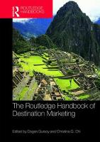 The Routledge Handbook of Destination...