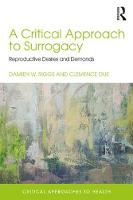 A Critical Approach to Surrogacy:...