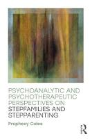 Psychoanalytic and Psychotherapeutic...