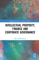 Intellectual Property, Finance and...