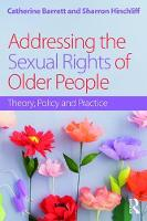Addressing the Sexual Rights of Older...