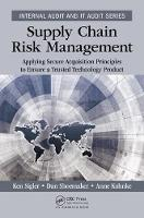 Supply Chain Risk Management: ...