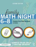Family Math Night 6-8: Common Core...