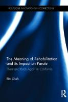 The Meaning of Rehabilitation and its...